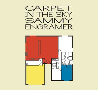 Sammy Engramer, Carpet in the sky, affiche, 2005.